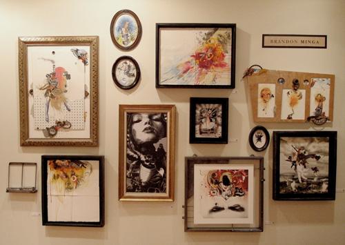 MINGA | Pfister Artist-in-Residence 2012
