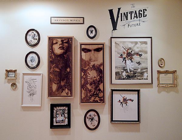 MINGA | Vintage Future