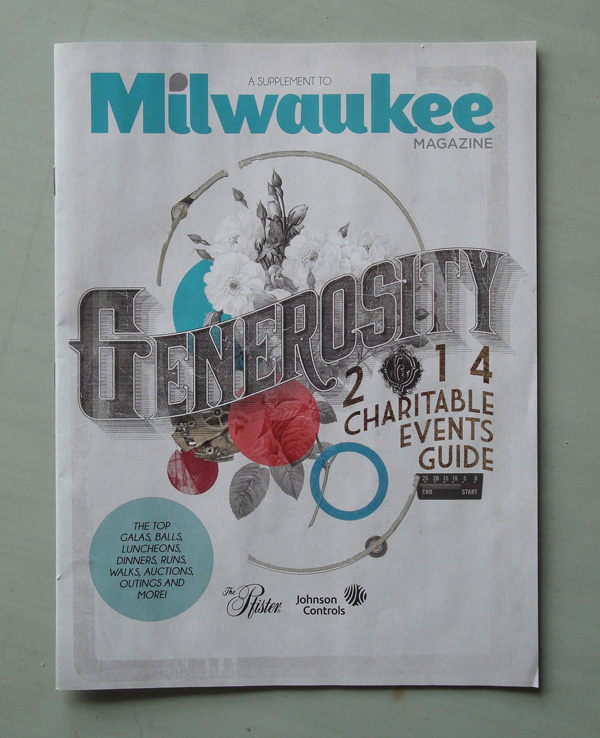 MINGA | Milwaukee Mag Charitable Events Guide 2014