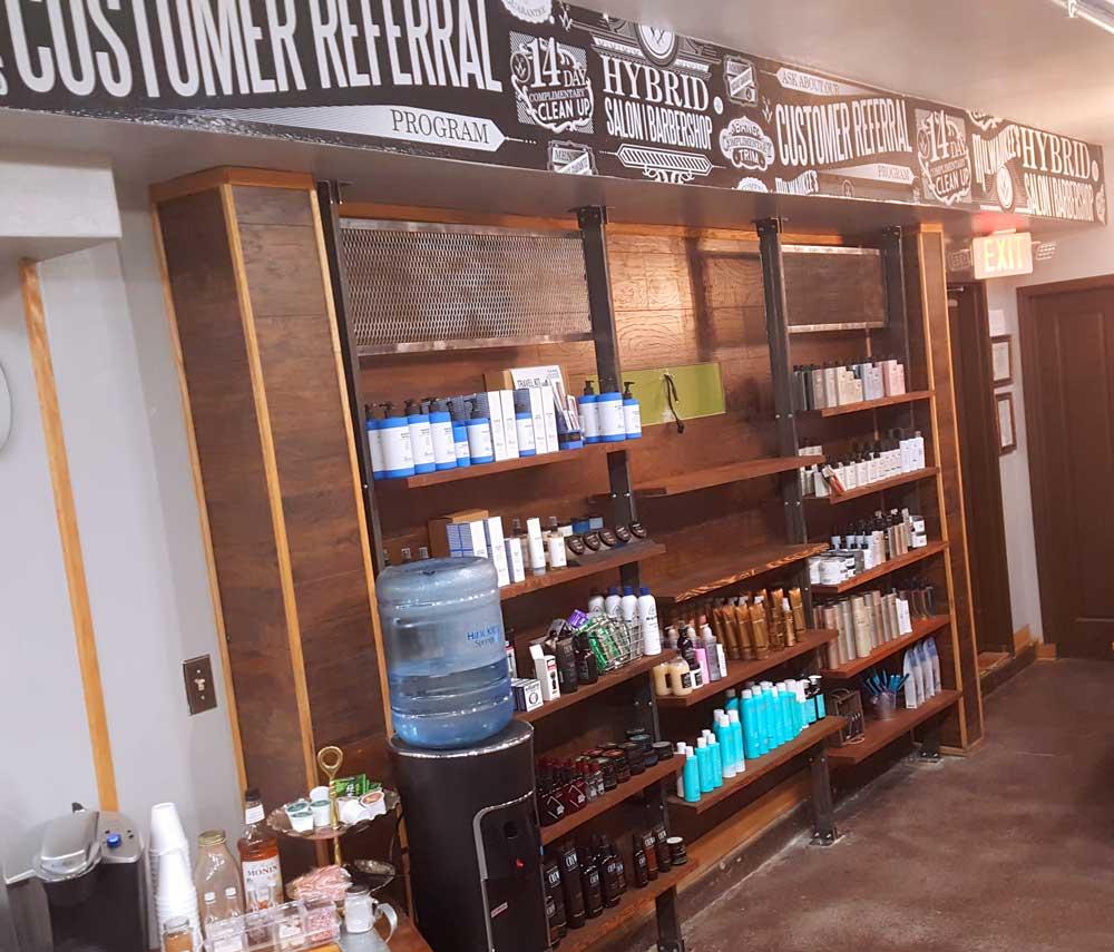 MINGA | DiCarlo Salon & Barbershop