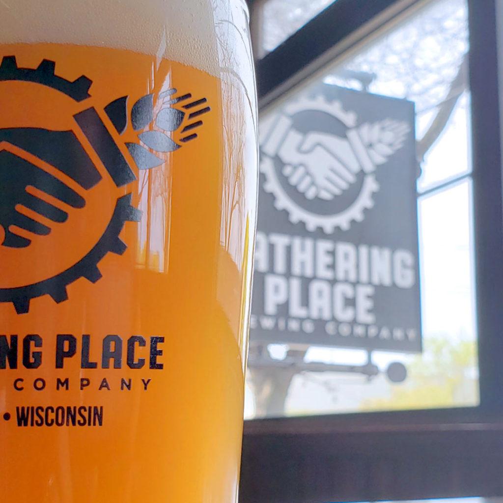 Gathering Place Signage